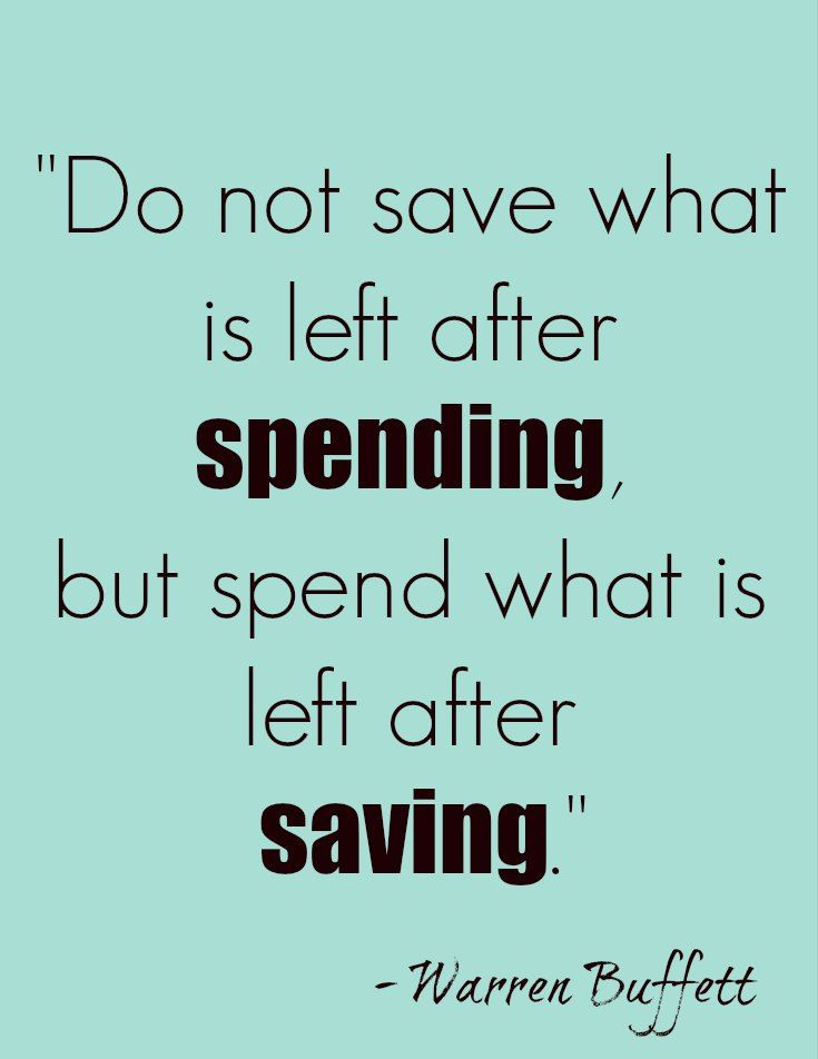 quote savings